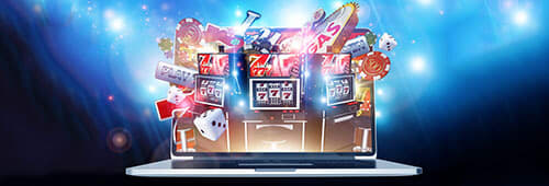 Try your hand at jackpot slots