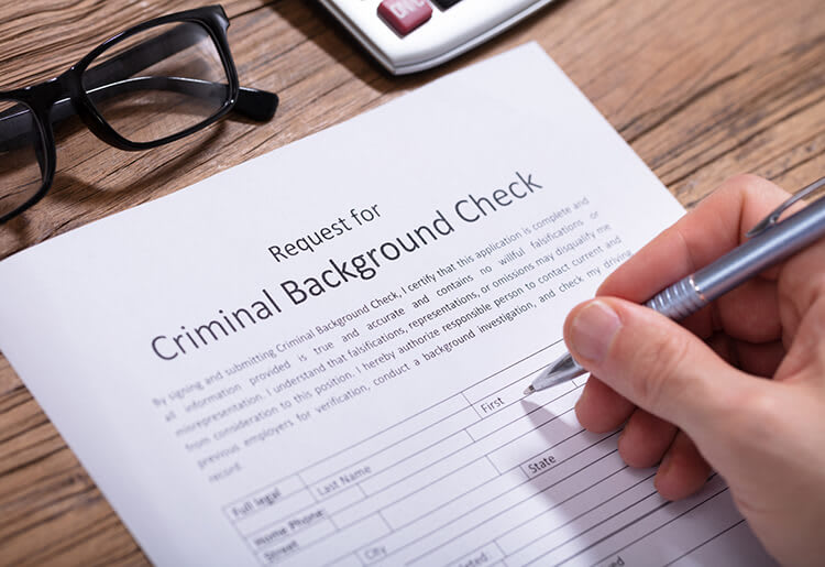 How a Criminal Background Check Works