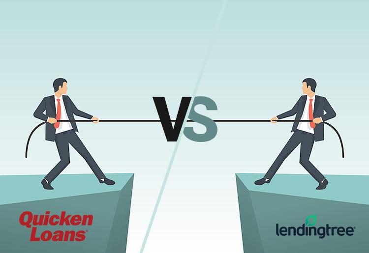 LendingTree vs Quicken Loans: Choosing the Right Lender for You