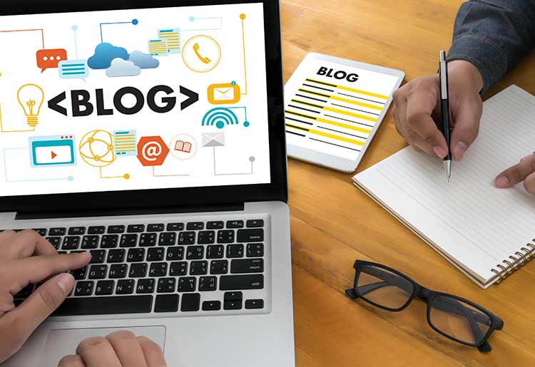 Website builders for bloggers
