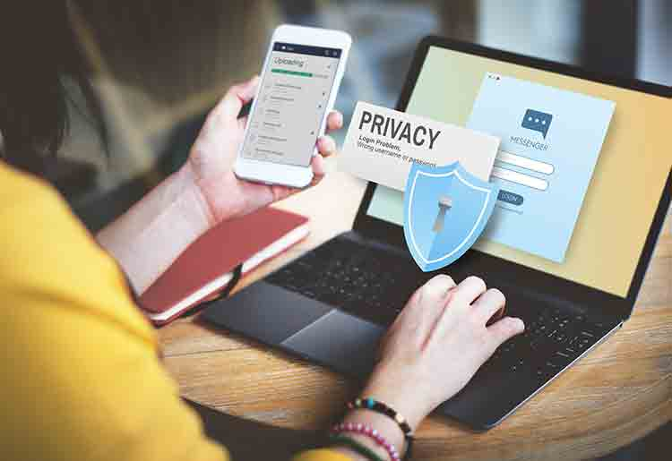 Use a VPN for privacy
