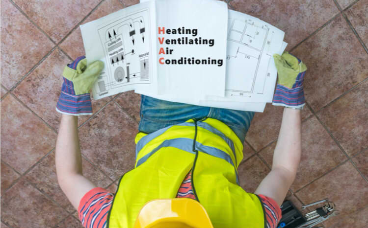 Heating, ventilation, and air conditioning services