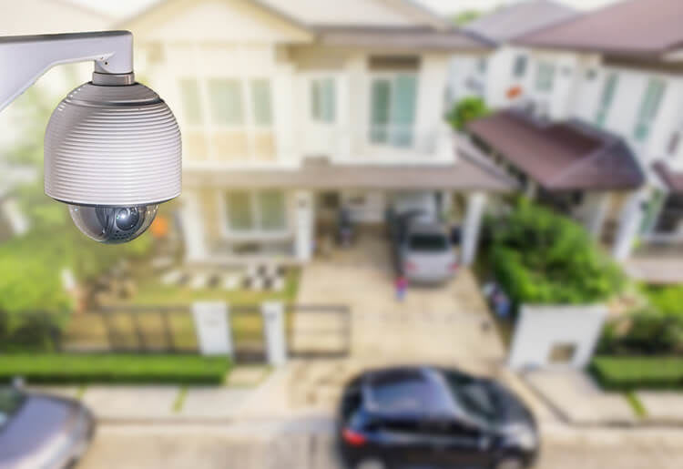 HD cameras make your home secure