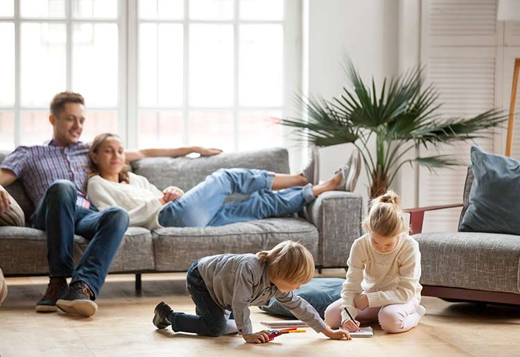 Finding the right life insurance policy can give you and your family peace of mind
