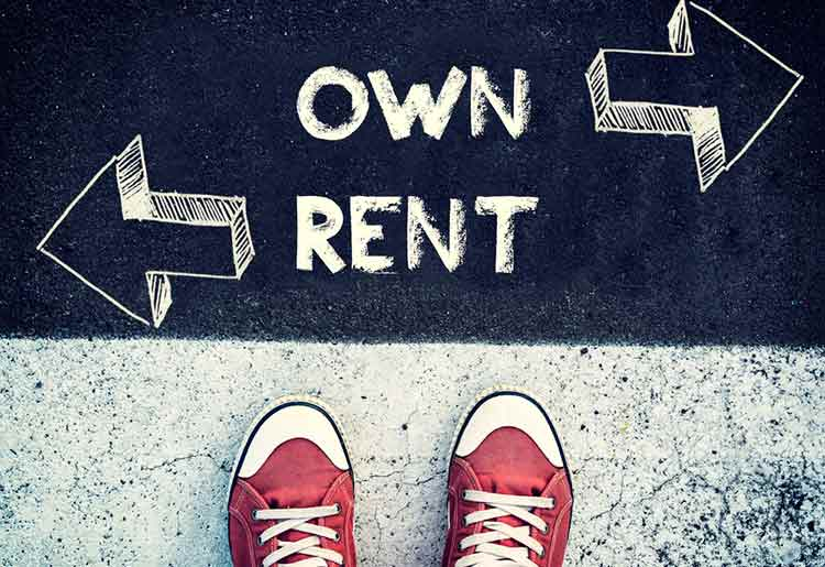 Is renting or buying right for you?