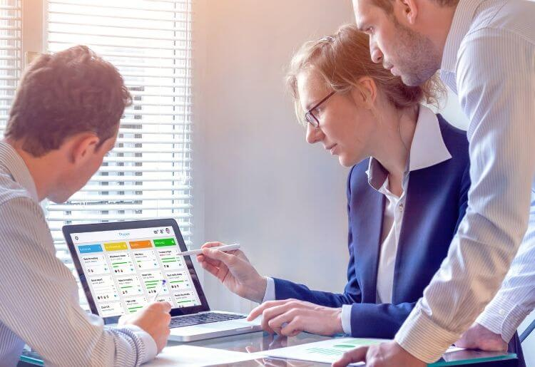 Choosing the right task management software is crucial to your business's success