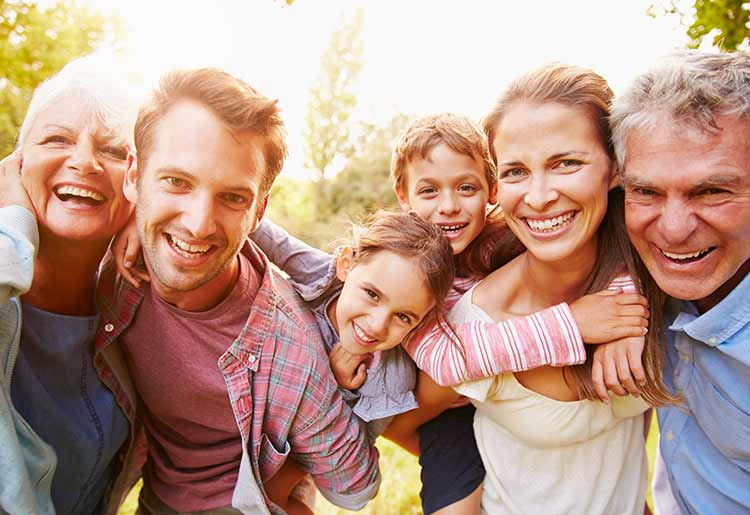 Put your family's mind at rest by making sure you get suitable life insurance