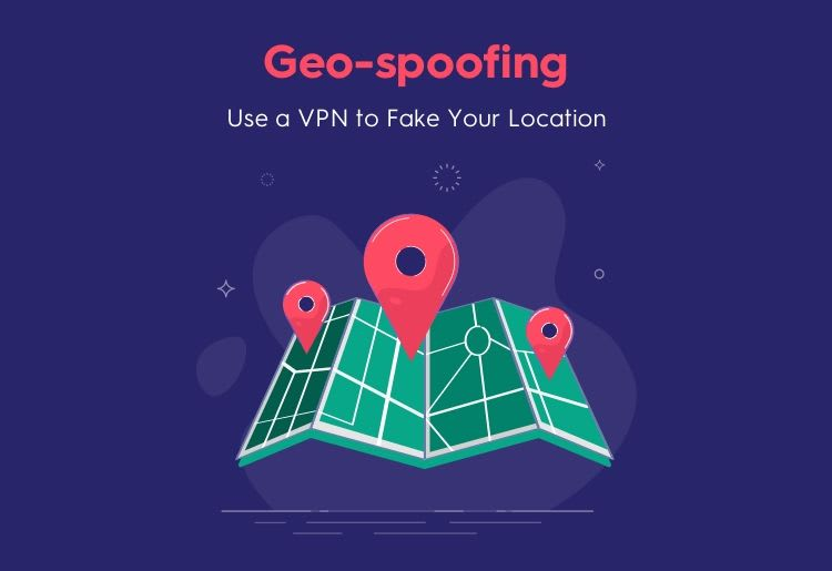 Use a VPN to change your location