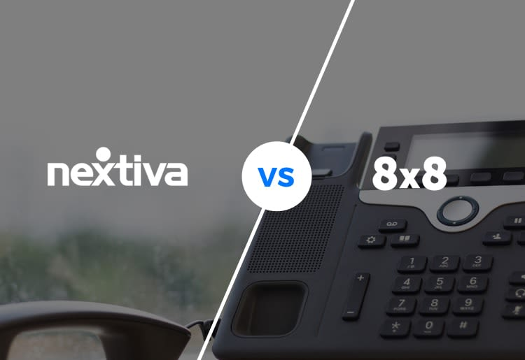 Business VoIP battle: 8x8 vs Nextiva