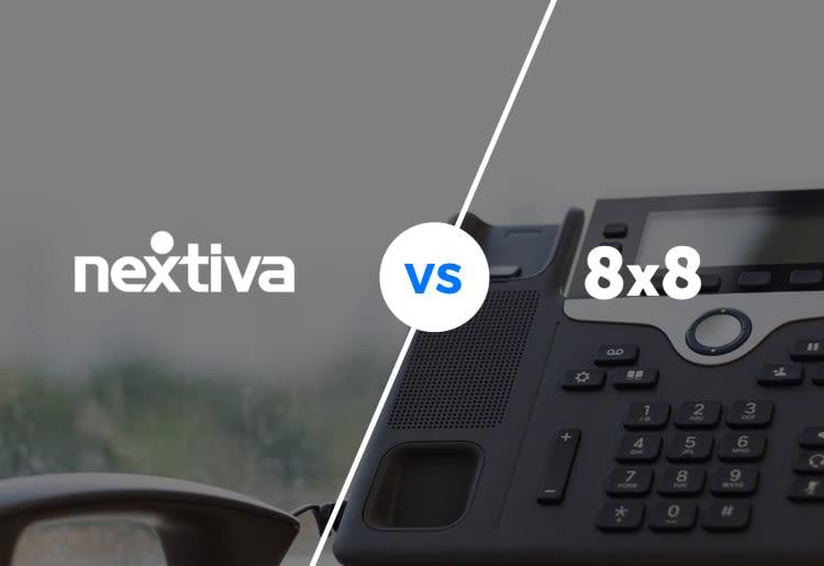 Business VoIP battle: 8x8 vs Nextiva