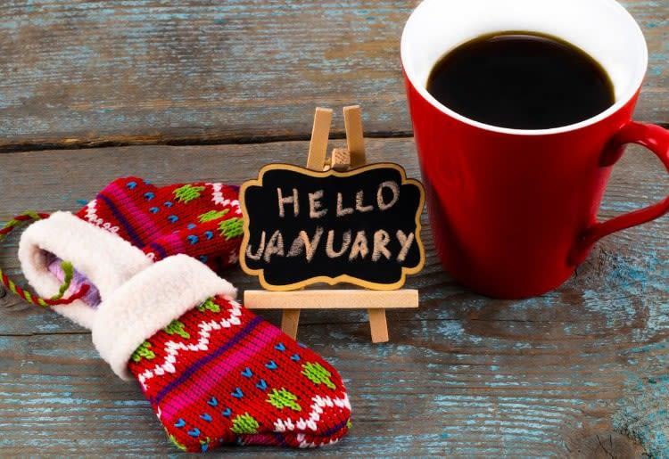 January Slump