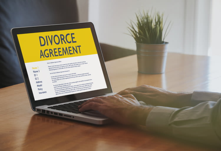10-Step Guide to Getting an Online Divorce
