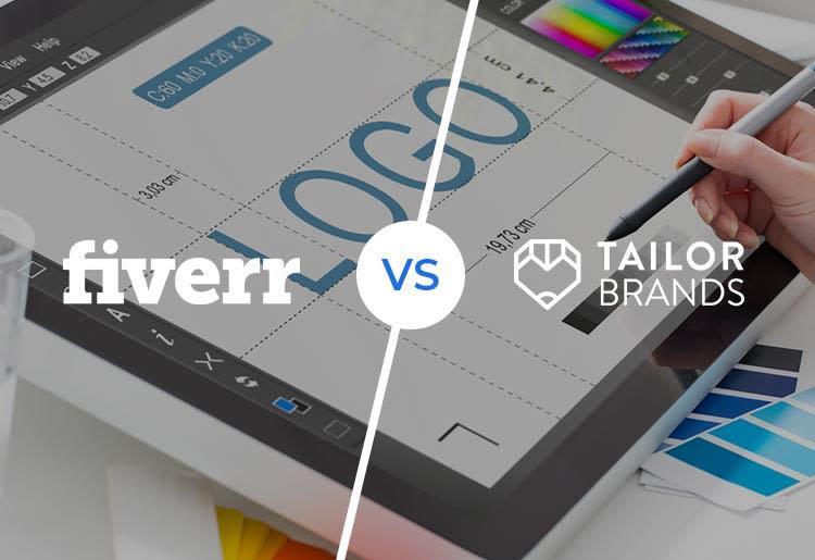 Fiverr vs. TailorBrands head to head battle
