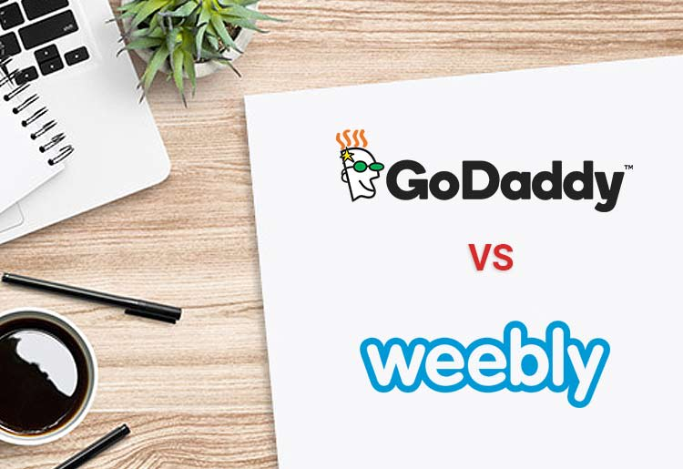 GoDaddy vs. Weebly