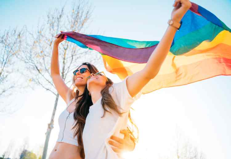 Lesbian Dating: Finding Love Online for Pride Month