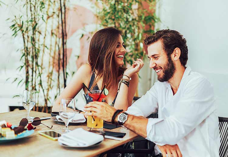 First dates are made easy with Match