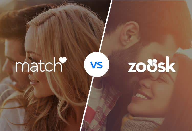 Match vs. Zoosk