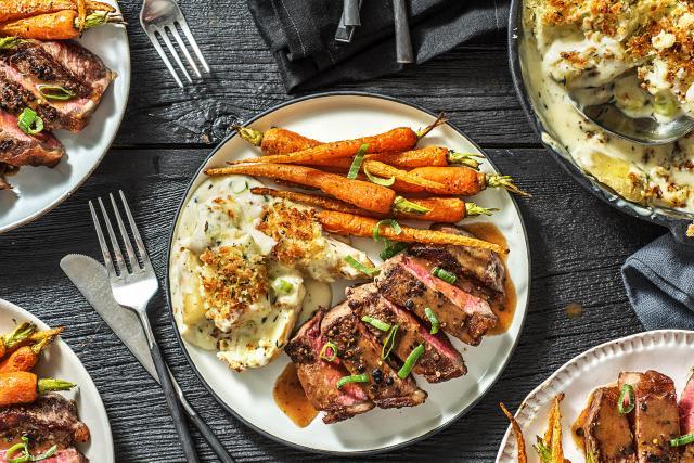 Paleo meal options
