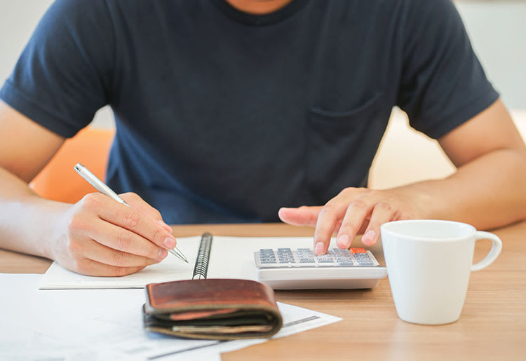 Taking a personal loan after bankruptcy
