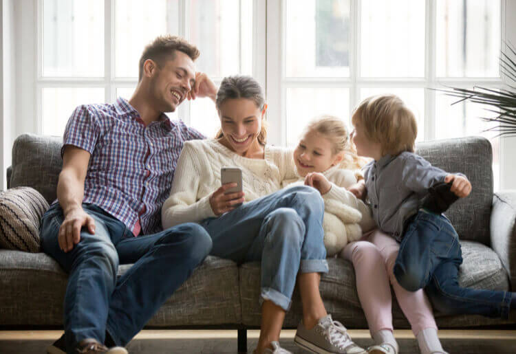 Easily Compare Mortgage Lenders with Your Family