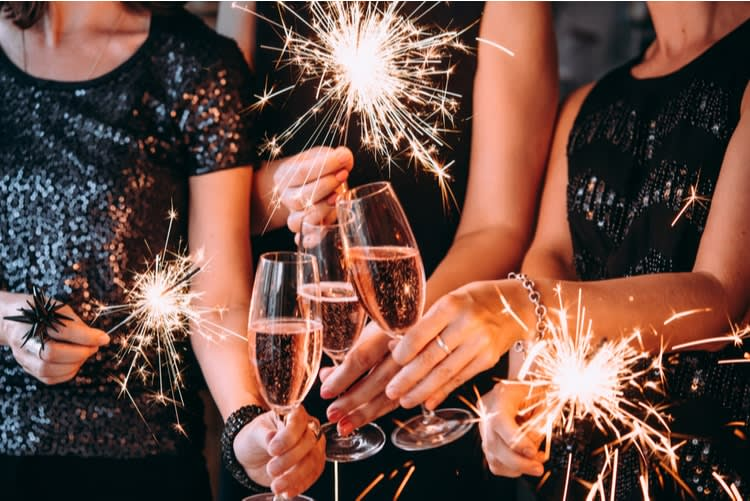 Choose the right wines for your New Years party