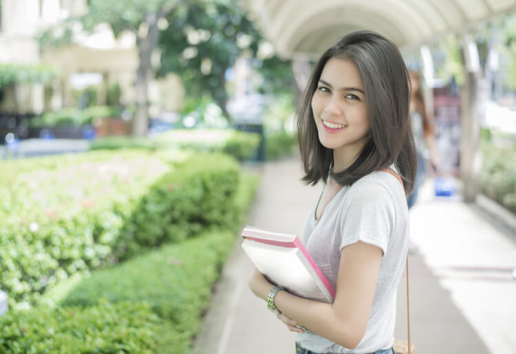Attend school with the right loans