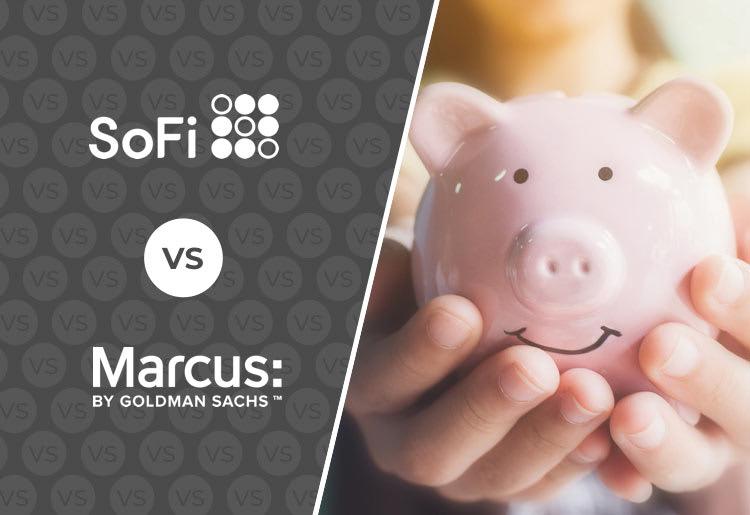 Personal Loan Brands Comparison: Marcus vs SoFi