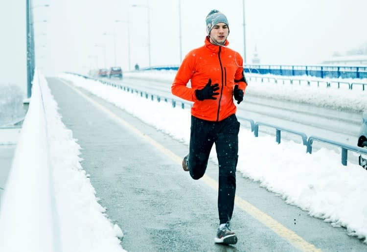 Weight loss plan during wintertime
