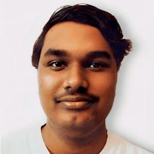 Ritoban Mukherjee Author Image