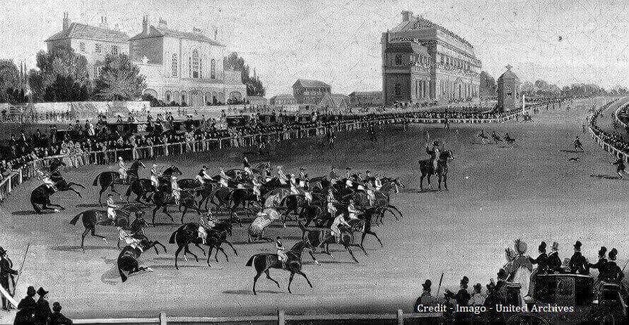 Doncaster Racecourse 1770