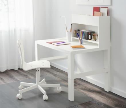 Ikea Pahl Desk + Add-On Unit