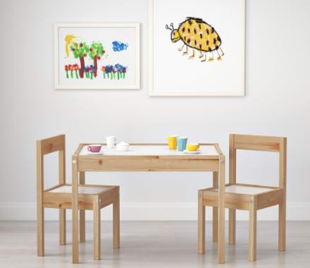 Ikea Latt Children's Table