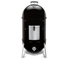 "Weber Smokey Mountain Cooker Smoker 18"""
