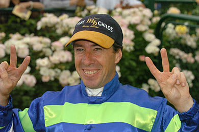 Greg Childs Jockey