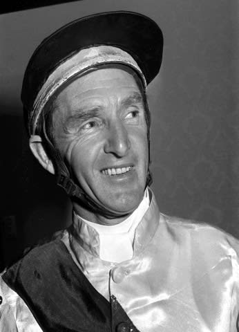 Jim Johnson Australian Jockey - Hall Of Fame
