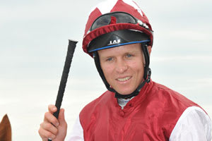 Kerrin McEvoy International Jockey