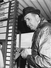 Bill Collins Race Caller
