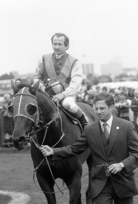 Ron Quinton Jockey Great and Trainer