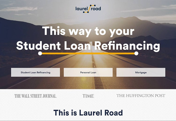 Laurel Road Homepage