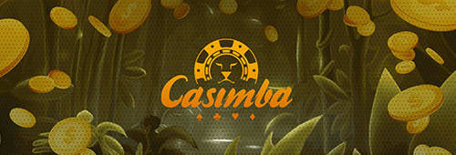Start gaming at Casimba Casino