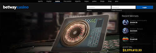 Try your luck at Betway Casino