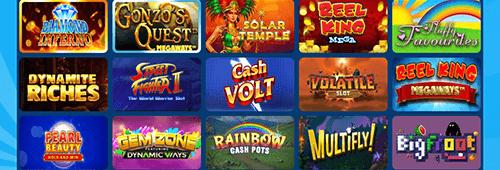 Mirror Bingo Games