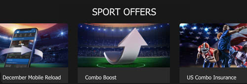 Great promotions and offers are available at 10Bet