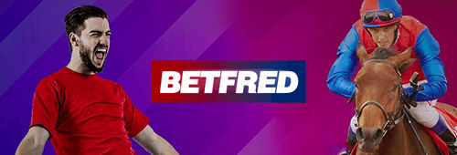 Start betting at Betfred today