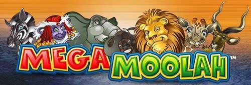 Mega Moolah has a range of jackpot slots