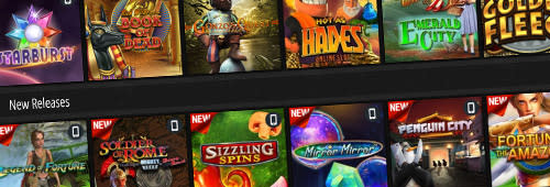 Novibet has everything from slots and card games to roulette and live casino