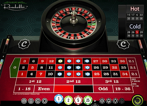Roulette dozens bet