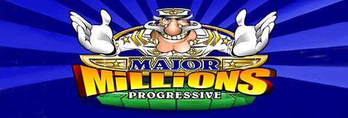 Major Millions is a classic jackpot slot