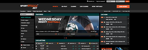 s SportNation's sports betting offerings