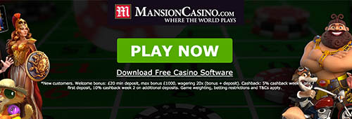 Casino offers downloadable software